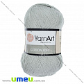 Пряжа YarnArt Cotton Soft 100 г, 600 м, Серая 49, 1 моток (YAR-025419)